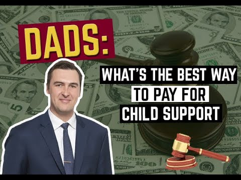 What's The Best Way To Pay Child Support